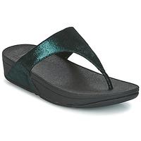 Παπούτσια Γυναίκα Σαγιονάρες FitFlop SHIMMY SUEDE TOE-POST Green