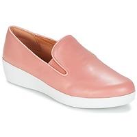 Παπούτσια Γυναίκα Slip on FitFlop SUPERSKATE Ροζ