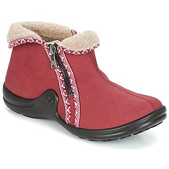 Παπούτσια Γυναίκα Παντόφλες Romika MADDY H 10 Red