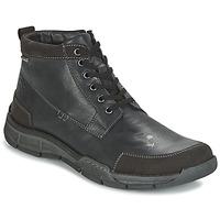 Παπούτσια Άνδρας Ψηλά Sneakers Josef Seibel PHIL 03 Black