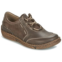 Παπούτσια Γυναίκα Derby Josef Seibel NEELE 28 Brown / Green