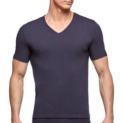 Υφασμάτινα Άνδρας T-shirt με κοντά μανίκια Impetus GO31024 039 Μπλέ