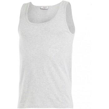Υφασμάτινα Άνδρας Αμάνικα / T-shirts χωρίς μανίκια Impetus GO30024 073 Grey