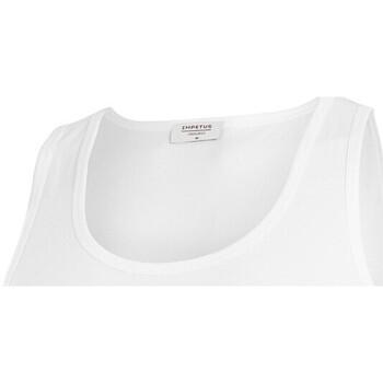 Υφασμάτινα Άνδρας Αμάνικα / T-shirts χωρίς μανίκια Impetus GO30024 26C Άσπρο