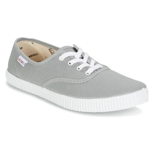 Παπούτσια Χαμηλά Sneakers Victoria INGLESA LONA Grey