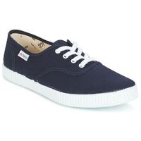 Παπούτσια Χαμηλά Sneakers Victoria INGLESA LONA Marine