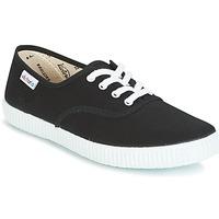 Παπούτσια Χαμηλά Sneakers Victoria INGLESA LONA Black