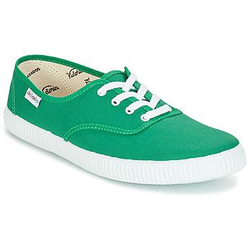 Παπούτσια Χαμηλά Sneakers Victoria INGLESA LONA Green