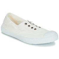 Παπούτσια Γυναίκα Χαμηλά Sneakers Victoria 6623 Ασπρό