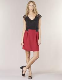 2704906c1d77 Υφασμάτινα Γυναίκα Φούστες Naf Naf KATIA Red