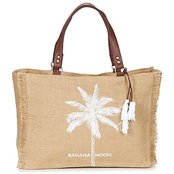 Τσάντες Γυναίκα Cabas / Sac shopping Banana Moon ERIN MAHINA Naturel