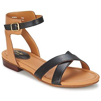 Παπούτσια Γυναίκα Σανδάλια / Πέδιλα Clarks VIVECA ZEAL Black