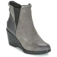 Παπούτσια Γυναίκα Μποτίνια Sorel After Hours Chelsea Grey