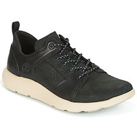 Παπούτσια Άνδρας Χαμηλά Sneakers Timberland FLYROAM LEATHER OXFO Black