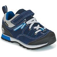 Παπούτσια Παιδί Χαμηλά Sneakers Timberland GRIFFIN PARK LOW GTX Μπλέ