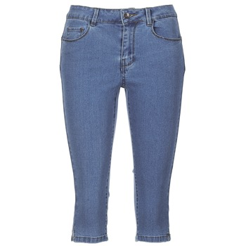 Υφασμάτινα Γυναίκα Κοντά παντελόνια Vero Moda VMHOTSEVEN Μπλέ