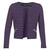 Υφασμάτινα Γυναίκα Σακάκι / Blazers Vero Moda VMULA Marine / Ροζ