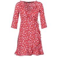 Υφασμάτινα Γυναίκα Κοντά Φορέματα Vero Moda VMMOLLY Red