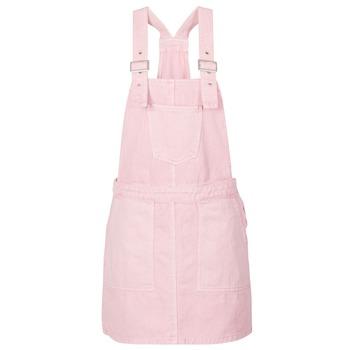 Υφασμάτινα Γυναίκα Κοντά Φορέματα Vero Moda VMMALOU Ροζ