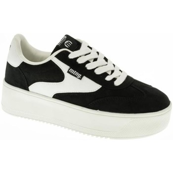 Xαμηλά Sneakers MTNG DEPORTIVO MUJER 69180 NEGRO