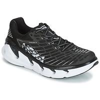 Παπούτσια Άνδρας Τρέξιμο Hoka one one VANQUISH 3 Black / Άσπρο