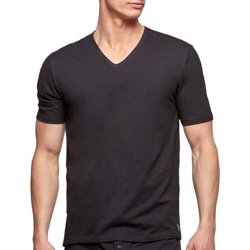 Υφασμάτινα Άνδρας T-shirt με κοντά μανίκια Impetus 1360002 020 Black