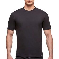 Υφασμάτινα Άνδρας T-shirt με κοντά μανίκια Impetus 1361001 020 Black