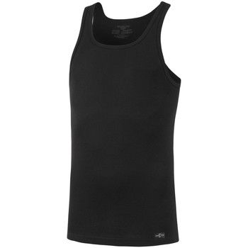 Υφασμάτινα Άνδρας Αμάνικα / T-shirts χωρίς μανίκια Impetus 1334001 020 Black