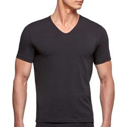 Υφασμάτινα Άνδρας T-shirt με κοντά μανίκια Impetus 1351021 020 Black