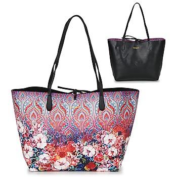 Τσάντες Γυναίκα Cabas / Sac shopping Desigual BOLS_CAPRI FREYA Ροζ / Multicolore