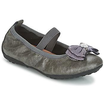 Παπούτσια Κορίτσι Μπαλαρίνες Geox J PIUMA BALLERINES Grey