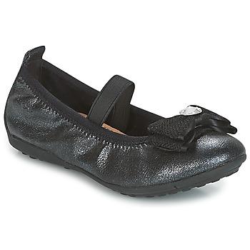 Παπούτσια Κορίτσι Μπαλαρίνες Geox J PIUMA BALLERINES Black