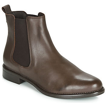 Παπούτσια Γυναίκα Μπότες Betty London  Brown