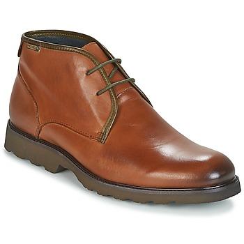 Παπούτσια Άνδρας Μπότες Pikolinos GLASGOW M05 Brown