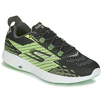Παπούτσια Άνδρας Τρέξιμο Skechers Go Run 5 Black / Green
