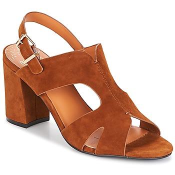 Παπούτσια Γυναίκα Τσόκαρα Bocage PAULI Brique