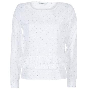 Υφασμάτινα Γυναίκα Μπλούζες Only TINE Άσπρο