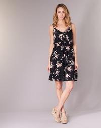 Υφασμάτινα Γυναίκα Κοντά Φορέματα Only KARMEN Black