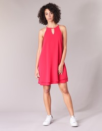 Υφασμάτινα Γυναίκα Κοντά Φορέματα Only MARIANA Ροζ