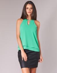 Υφασμάτινα Γυναίκα Μπλούζες Only MARIANA Green