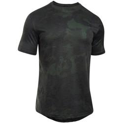 Υφασμάτινα Άνδρας T-shirt με κοντά μανίκια Under Armour UA Sportstyle Core Tee Vert