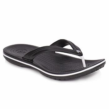 Παπούτσια Σαγιονάρες Crocs CROCBAND FLIP Black