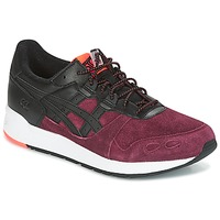 Παπούτσια Άνδρας Χαμηλά Sneakers Asics GEL-LYTE Black / Bordeaux