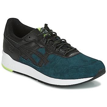 Παπούτσια Άνδρας Χαμηλά Sneakers Asics GEL-LYTE Black / Μπλέ / Yellow