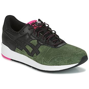 Παπούτσια Άνδρας Χαμηλά Sneakers Asics GEL-LYTE Black / Kaki