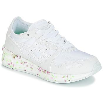 Παπούτσια Παιδί Χαμηλά Sneakers Asics HYPER GEL-LYTE GS Άσπρο / Ροζ / Green