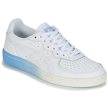 Παπούτσια Γυναίκα Χαμηλά Sneakers Onitsuka Tiger GSM LEATHER Άσπρο / Μπλέ