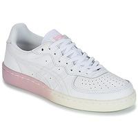 Παπούτσια Γυναίκα Χαμηλά Sneakers Onitsuka Tiger GSM LEATHER Άσπρο / Ροζ