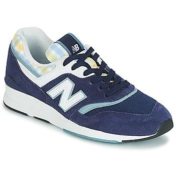 Παπούτσια Γυναίκα Χαμηλά Sneakers New Balance WL697 Μπλέ