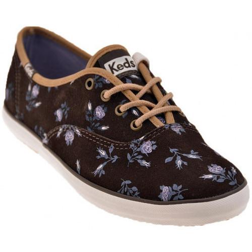 Παπούτσια Γυναίκα Χαμηλά Sneakers Keds  Brown